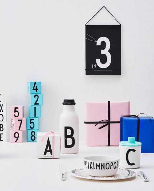 Design Letters Melamin