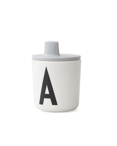 Design Letters Drink lid grey