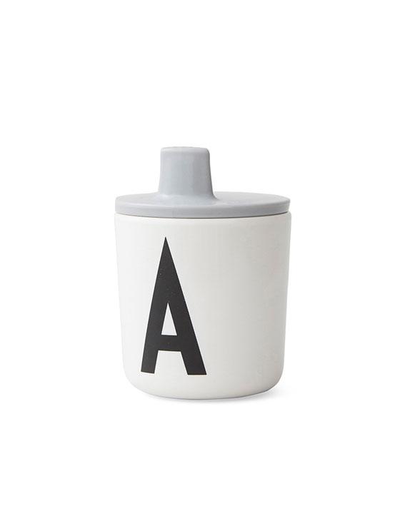 Design Letters Drink lid grey