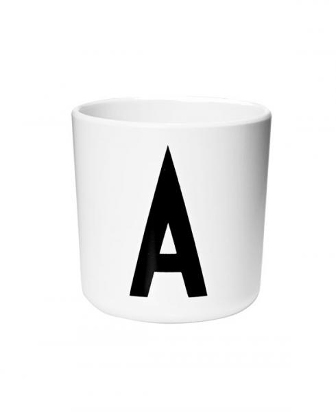 Design Letters Melamin cups a