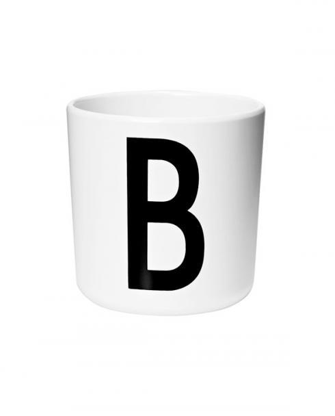 Design Letters Melamin cups b