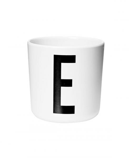 Design Letters Melamin cups e