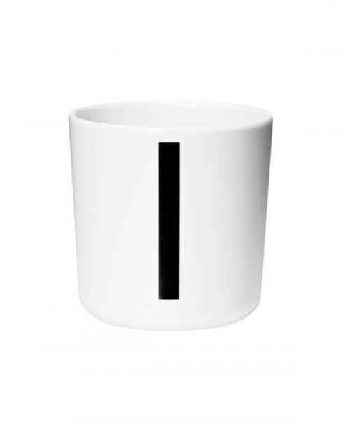 Design Letters Melamin cups i