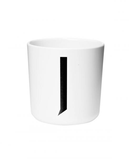 Design Letters Melamin cups j