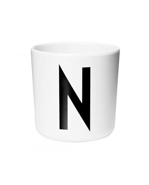 Design Letters Melamin cups n