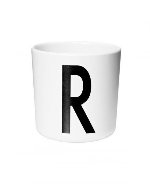 Design Letters Melamin cups r