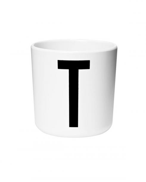 Design Letters Melamin cups t