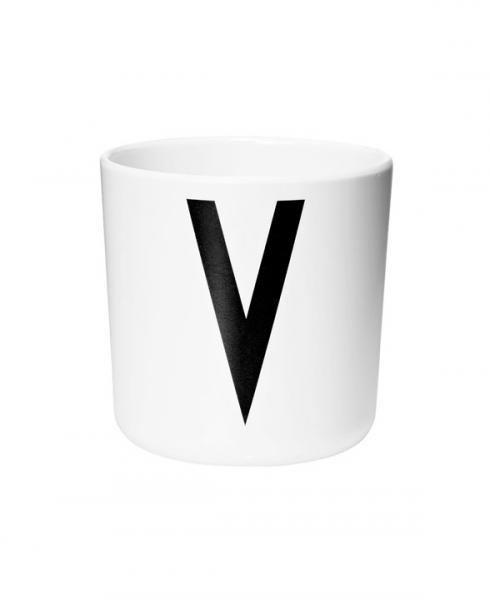 Design Letters Melamin cups v