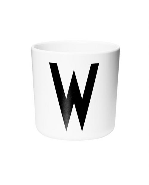 Design Letters Melamin cups w