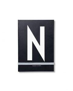 Design Letters notebook N