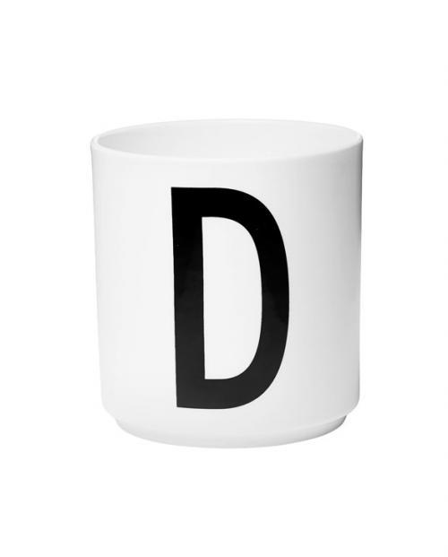 Design Letters porcelain cups d