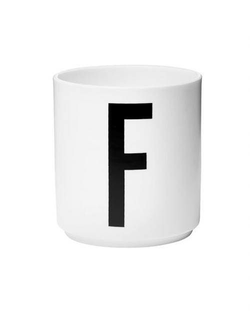 Design Letters porcelain cups f