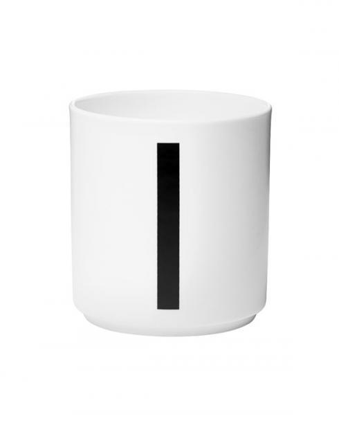 Design Letters porcelain cups i