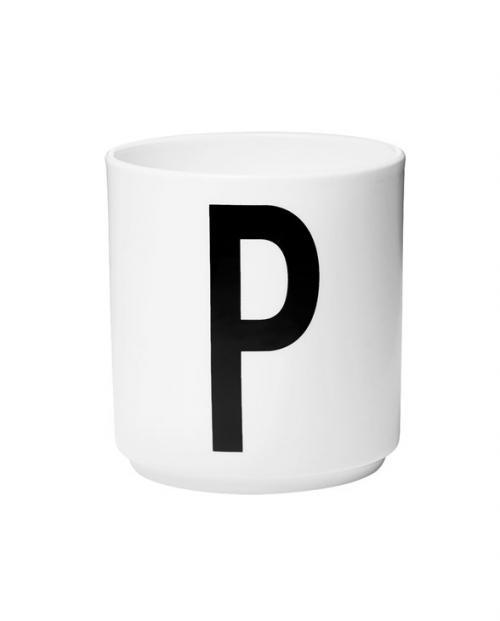 Design Letters porcelain cups p