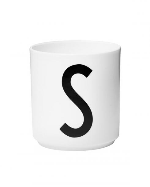 Design Letters porcelain cups s