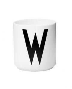 Design Letters porcelain cups w