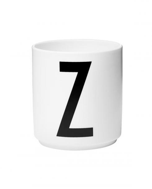 Design Letters porcelain cups z