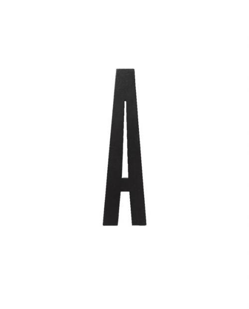 Design Letters woodenletters a black 1