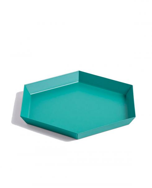 HAY Kaleido S emerald green