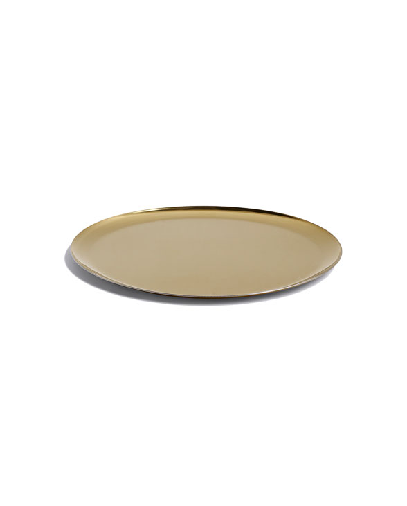 HAY Serving Tray gold