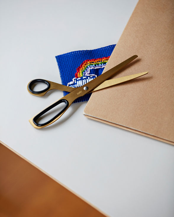HAY scissors brass02