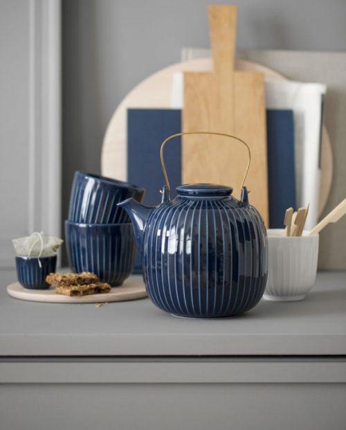 Kaehler Design HH blue AW17 9 lys