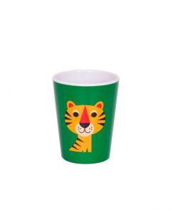 Omm Design Melamin Becher Tiger