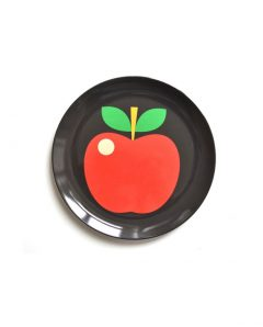 Omm Design Melamin Teller Apfel
