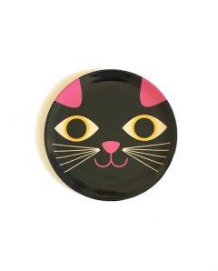 Omm Design Melamin Teller Katze