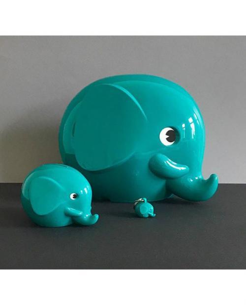 Omm Design Norsu Elefant Spardose 3 Groesse