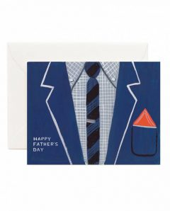 Rifle Paper Karte gchf08 fathers day suit