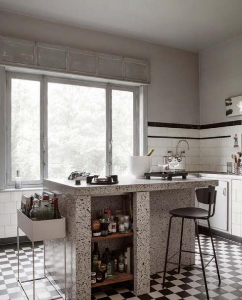 ferm Living Plantbox kitchen