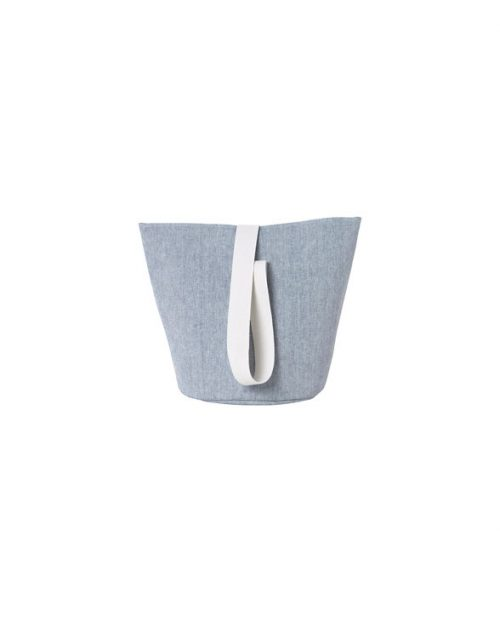 ferm living basket chambray m 9464 1