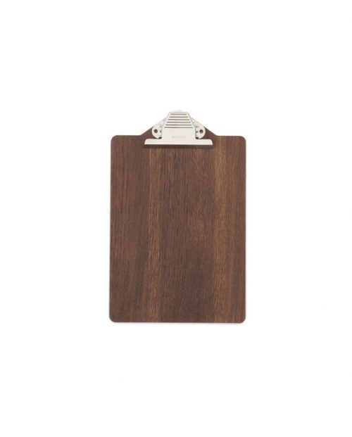 ferm living clipboard a5 smokedoak 3037
