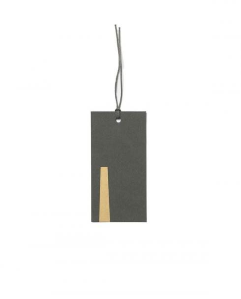 ferm living gift tags green