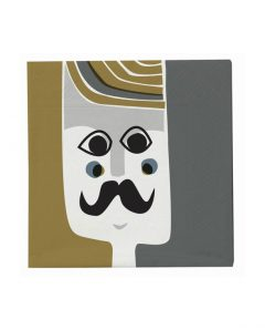 ferm living mr napkin