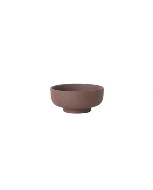 ferm living sekki salt jar rust 5382