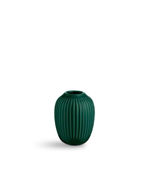 Kaehler Design Hammershoi Vase darkgreen 01
