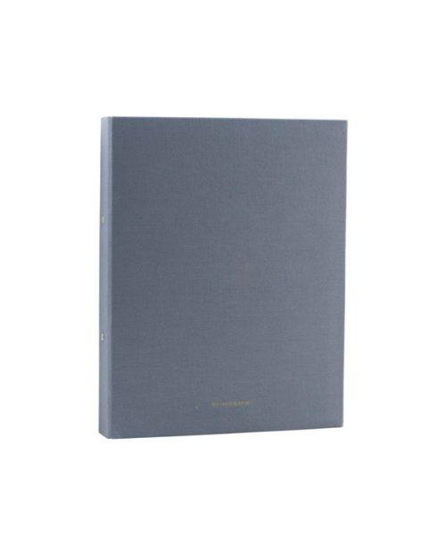 Monograph Ordner dunkelgrau ss18 mgnj081b