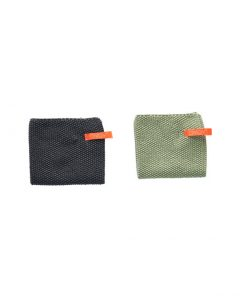 OYOY dishcloth green mint