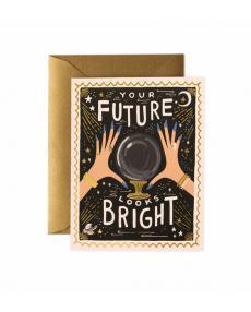 Rifle Paper Karte gcm150 your future looks bright