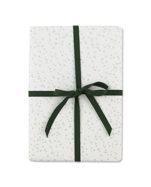 avayves geschenkpapier 3193 schneeflocken weiss
