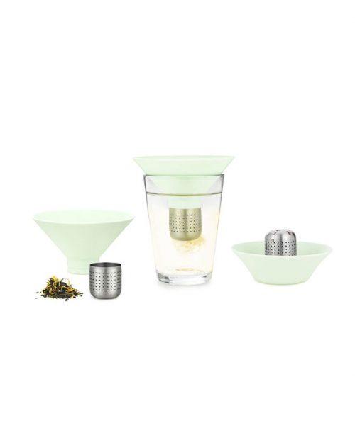 normann copenhagen 250455 Tea Strainer Grey 02