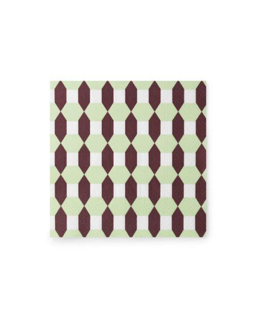 normann copenhagen 310716 paper napkin salute florence