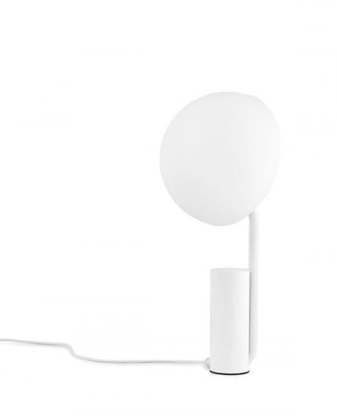 normann copenhagen 505041 cap tablelamp white 2