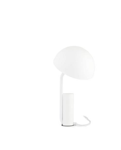 normann copenhagen 505041 cap tablelamp white 4