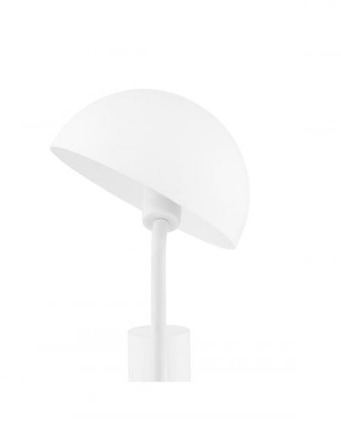 normann copenhagen 505041 cap tablelamp white 5