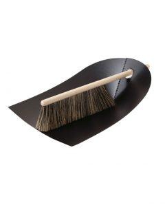 normann copenhagen dustpan broom black