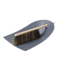 normann copenhagen dustpan broom darkgrey