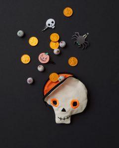 merimeri skull pouch 179542 imp